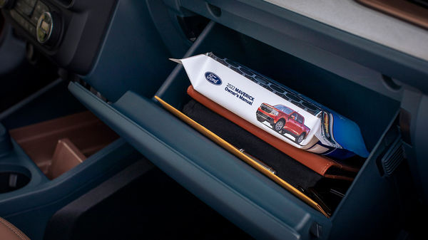 Ford, an Oreo partner in the Maverick truck to create a package similar to the owner's manual