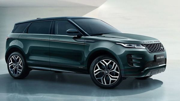 Range Rover Evoque L launched in China with a more spacious cabin.
