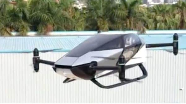 XPeng has introduced the X2 electric car with a 35-minute flight