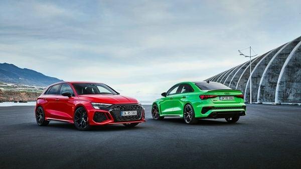 Audi has introduced the third generation of the RS 3 Sportback and the second generation of the RS 3 Sedan.
