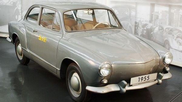 Volkswagen 1955/56 EA47-12 prototype
