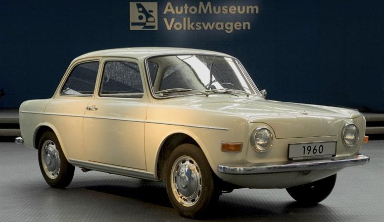 Volkswagen EA97 prototype