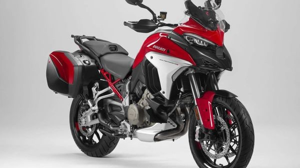Ducati Multistrada V4 is slated for India launch on July 22nd.