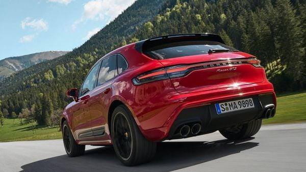 It has seven-speed Porsche dual-clutch transmission as well as Porsche Traction Management (PTM) all-wheel-drive system. (Porsche)