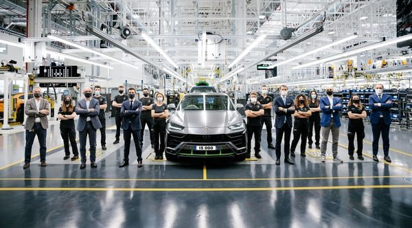Lamborghini Urus found 2,796 takers across the world in the first half of this year,