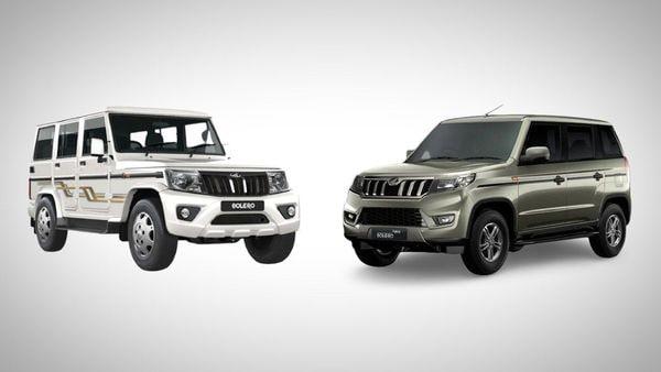 Mahindra Bolero Neo looks at having the same rugged drive character as that of the Bolero (right).