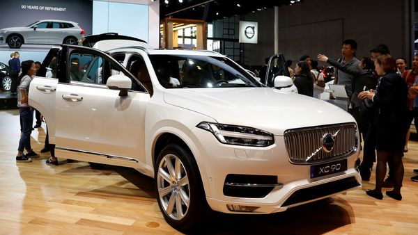 Volvo Geely's stake in China to buy, manufacture and sell cars on its own