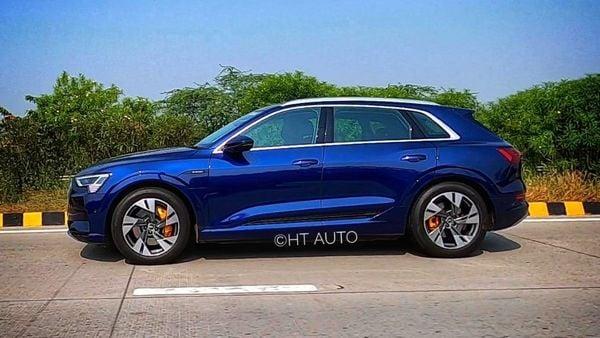 Audi e-tron EVs will compete against Mercedes EQC and Jaguar I-Pace. (HT Auto)