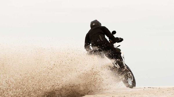 The upcoming MX and Enduro Triumph bikes will be revealed in the next few months. (advpulse)