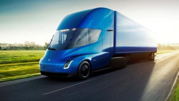 The Tesla all-electric Semi truck will reach the production lines.  Yes, in the end