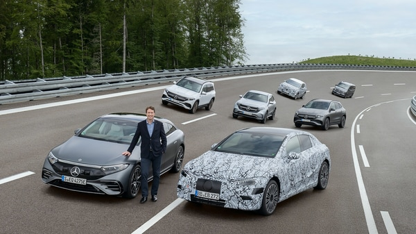 Mercedes-Benz has announced that the carmaker will transform its entire fleet of vehicles to electric by 2030.