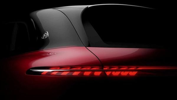 Mercedes Benz has teased the upcoming all-electric Maybach EQS SUV.