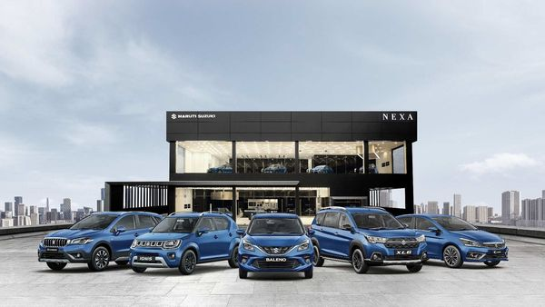 Maruti Suzuki Nexa network currently offers five products to prospective customers.