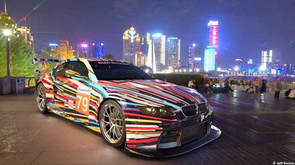 BMW has launched a free AR exhibition dedicated to its Art Cars