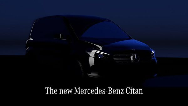 The electric Mercedes-Benz Citan will make its debut on August 25th