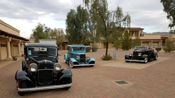 This Arizona Palace for sale has a garage for over 100 cars