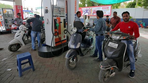 Fuel prices have not changed for the eighth consecutive day.  The longest in three months
