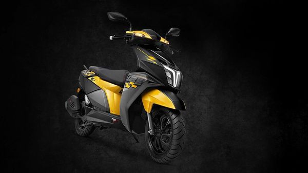 TVS Motor launches BS 6 NTORQ 125 scooter in Nepal.