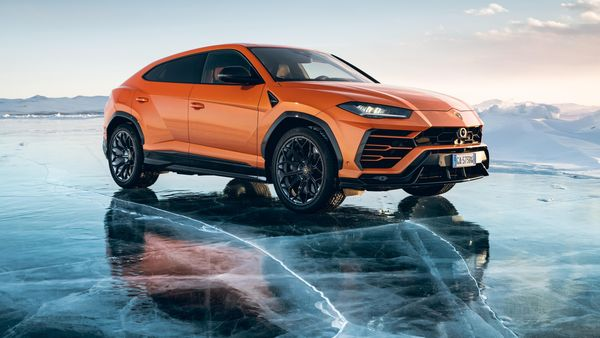 An updated Lamborghini Urus SUV is in the pipeline for 2022 launch.