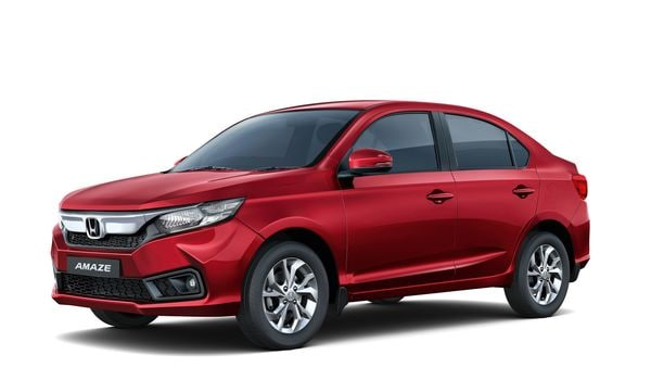 File photo of Honda Amaze which currently does the rounds on Indian roads.