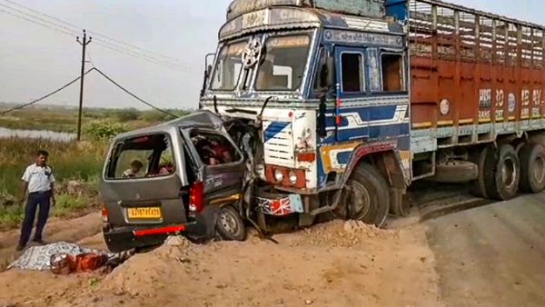 Nitin Gadkari aims to reduce road accidents by 50 per cent before 2024. (File photo for representational purpose) (PTI)