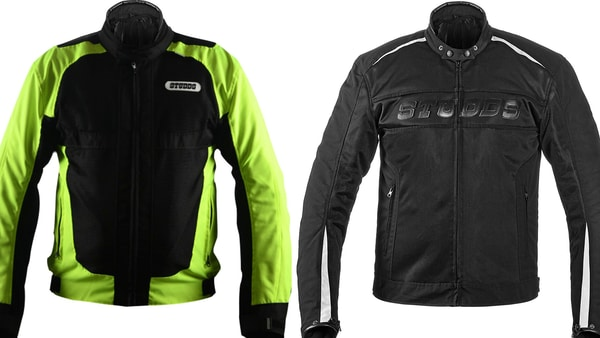 The newly announced jackets feature two different designs as well as different colours.