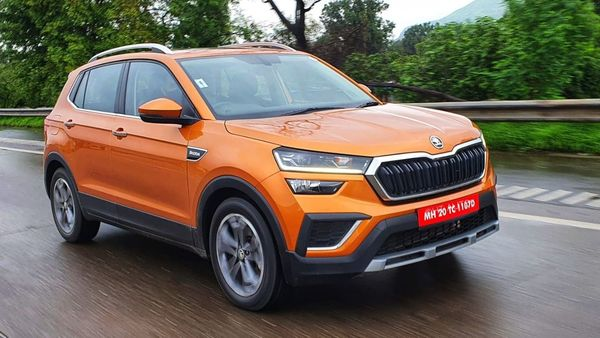 Skoda to scale up its presence in India part of the Kushaq SUV launch strategy. (HT Auto/Sabyasachi Dasgupta)