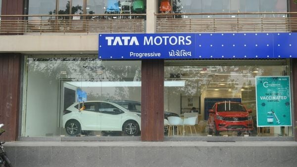 Tata Motors' loss of ₹44.5 billion in the last three months is being attributed to the ongoing semiconductor shortage.