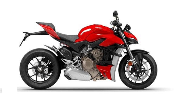 Ducati Streetfighter V4 was launched in India earlier this year.
