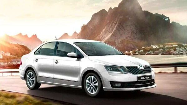 Skoda has ruled out launching Rapid sedan with CNG kit in India in near future.