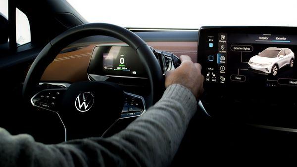 Smart features by Volkswagen ID.4 SUV (Volkswagen)