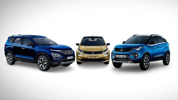 Tata Motors vehicles