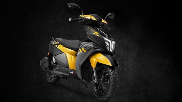 TVS NTorq is one of the bestselling two-wheelers from the brand.
