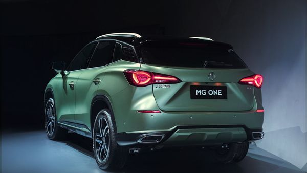 The company says that SIGMA is a 'fusion of machinery and intelligence, which transcends the differences between horsepower and the ability of the software. (MG Motor)