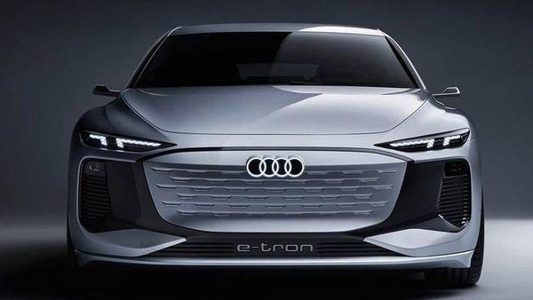 Photo of the upcoming Audi A6 e-tron. (Photo courtesy: Instagram/@wilcoblok)