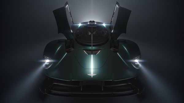 Aston Martin will reveal the product on August 12 at a private event. (Aston Martin)