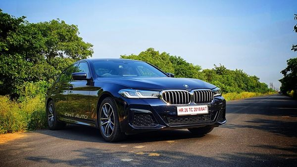 BMW reported a better-than-expected second-quarter profit after a loss a year earlier when the German luxury carmaker was pummelled by the coronavirus pandemic. (HT Auto/Sabyasachi Dasgupta)