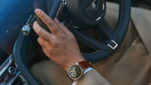 Bentley says that the very last unit of the series will reach its owner soon and is set to be an iconic collectors' timepiece for generations to come.
