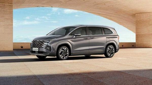 Hyundai Custo comes with identical design as Kia Carnival, Hyundai Alcazar.