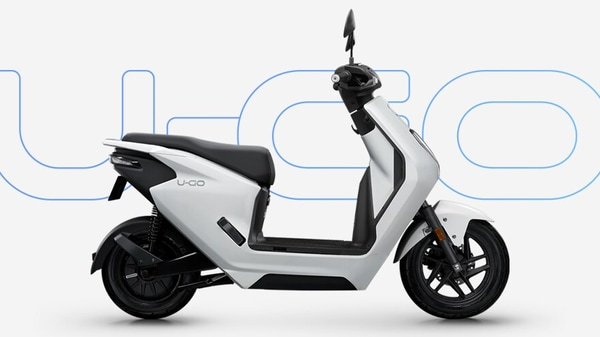 Honda U-GO electric scooter. (Wuyang-Honda)