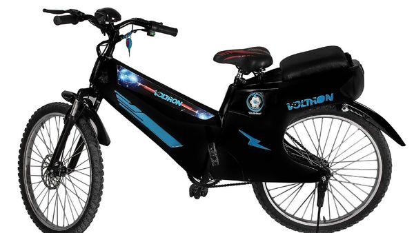 Electric cycle by Voltro Motors (Voltron Motors)