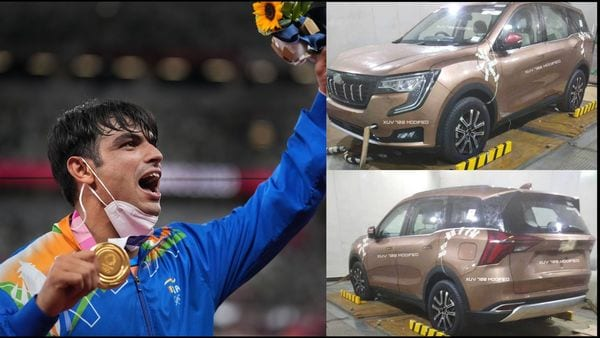 Mahindra has decided to gift XUV700 SUV to Neeraj Chopra, who won India's first medal at the Olympics track and field events in more than 120 years and their second gold in individual events at the Games after shooter Abhinav Bindra.