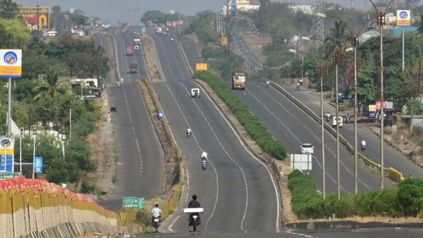 Union Minister Nitin Gadkari expressed hopes that India will get highways of American standard in next three years. (PTI)