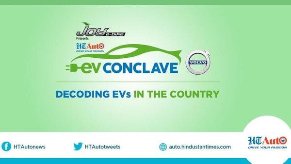 HT Auto EV Conclave will be live on our social media channels on August 10 and 11.