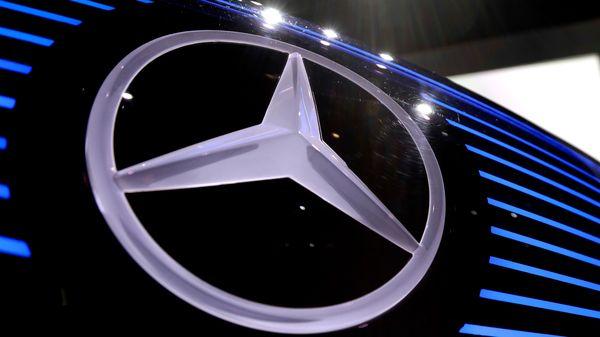 File photo of Mercedes logo (AP)