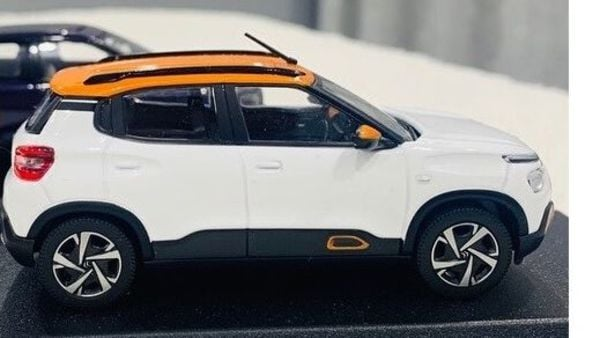 The Citroen C3 will sport a quirky exterior design. Image Courtesy: Instagram/pine_0101