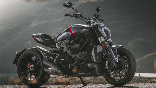 The new 2021 Ducati XDiavel was first showcased in November 2020.