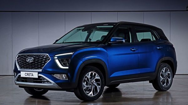 2022 Hyundai Creta SUV, which is also known as Crete in Brazil, will be launched on August 25.