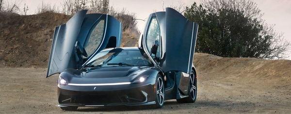 Pininfarina Battista blends the stylish design with sheer power.