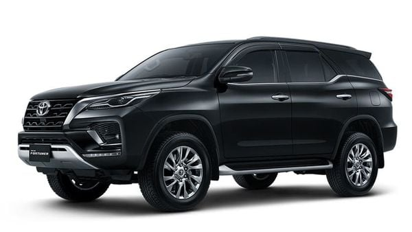 Toyota has introduced Fortuner GR Sport variant with rear-wheel drive.